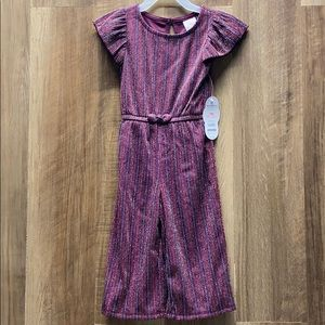 Wonder Nation - Little Girl Jumper/Romper